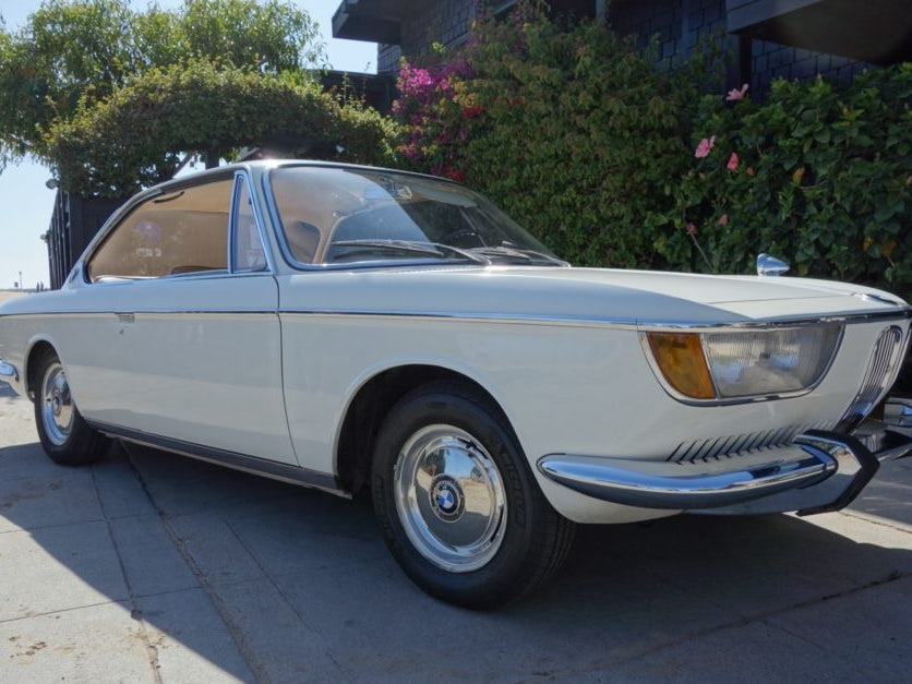 1967 BMW 2000CS 4-Speed