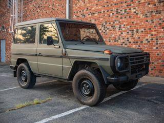 1985 Mercedes-Benz 300GD