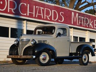 1940 Plymouth PT105 Express