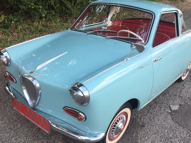 1959 Goggomobil TS250