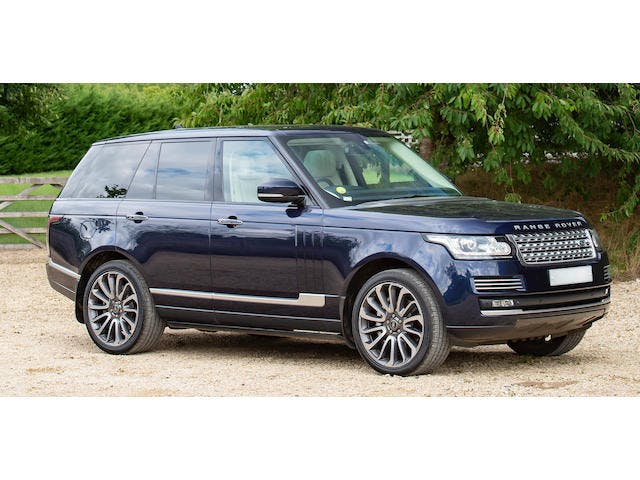 2015 Range Rover SDV8 Autobiography 4X4 Estate