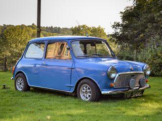 1968 Morris Mini 850