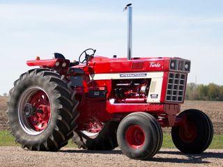 1974 International Harvester 1466 Turbo