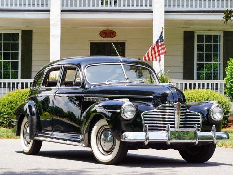 1941 Buick 41 Sedan Special