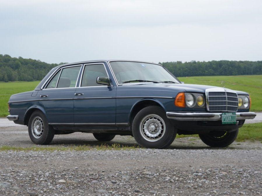 1982 Mercedes-Benz 280E