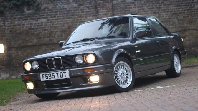 1989 BMW 325i Sport