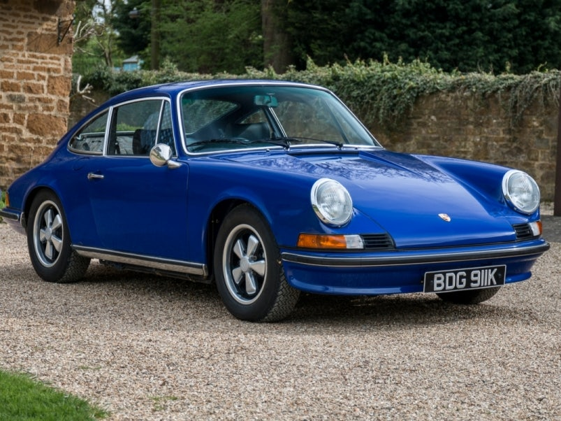 1972 Porsche 911 2.4 S