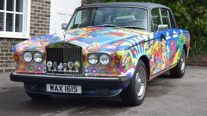 1978 Rolls Royce Silver Shadow II