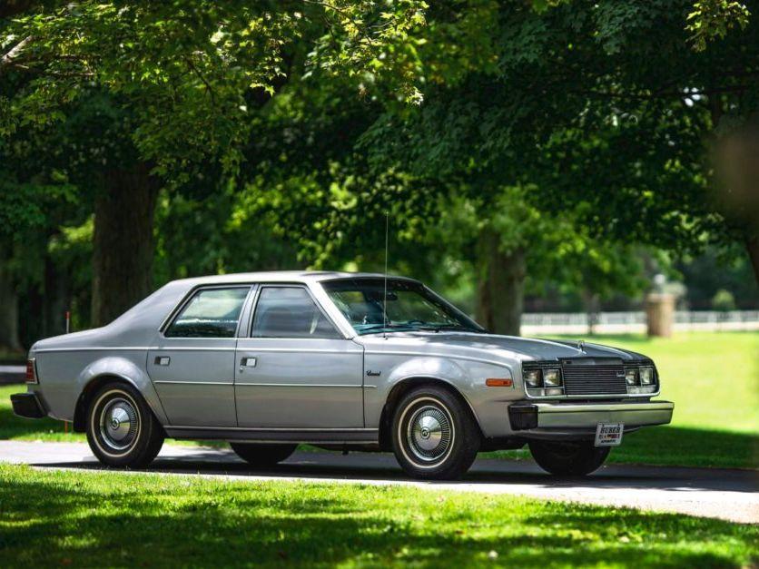 1980 Amc Concord