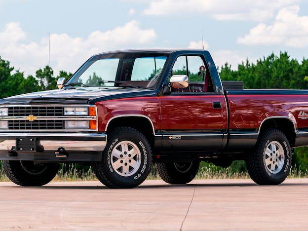 1991 Chevrolet K1500 Pickup