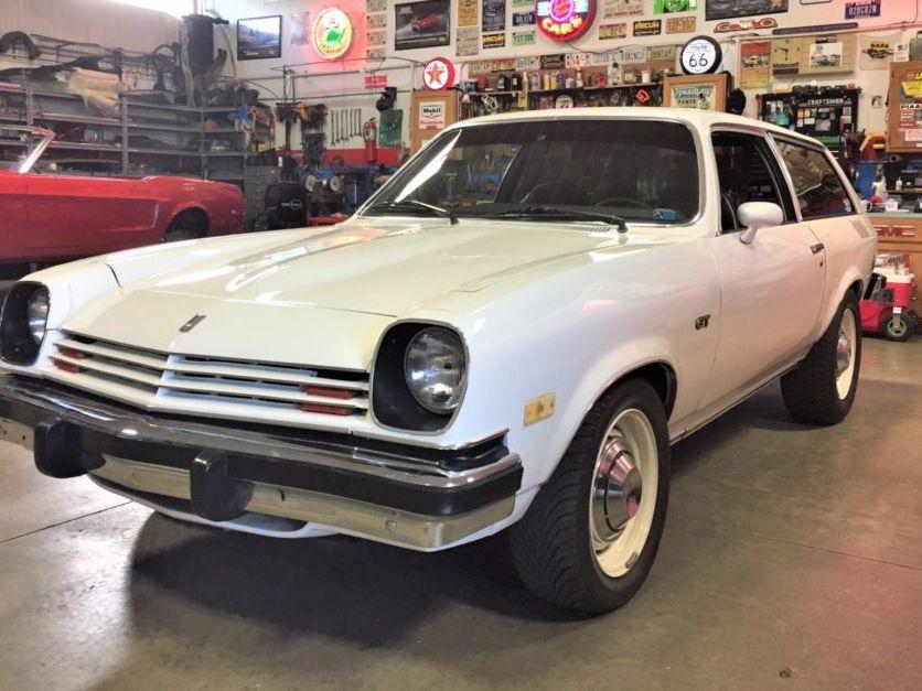 1976 Chevrolet Vega Wagon