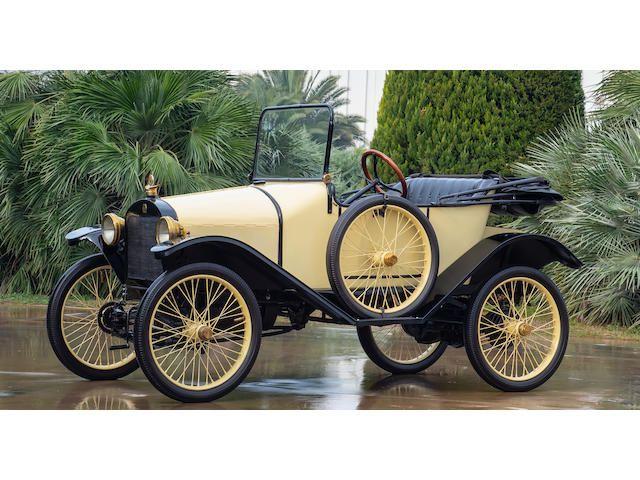 1915 Trumbull 15B Cyclecar