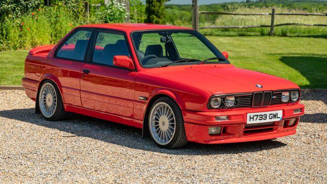 1991 BMW 325i Sport