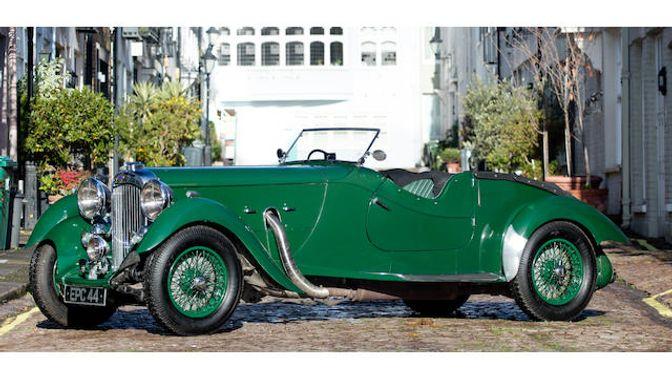 1936 Lagonda LG45 Rapide Replica Tourer