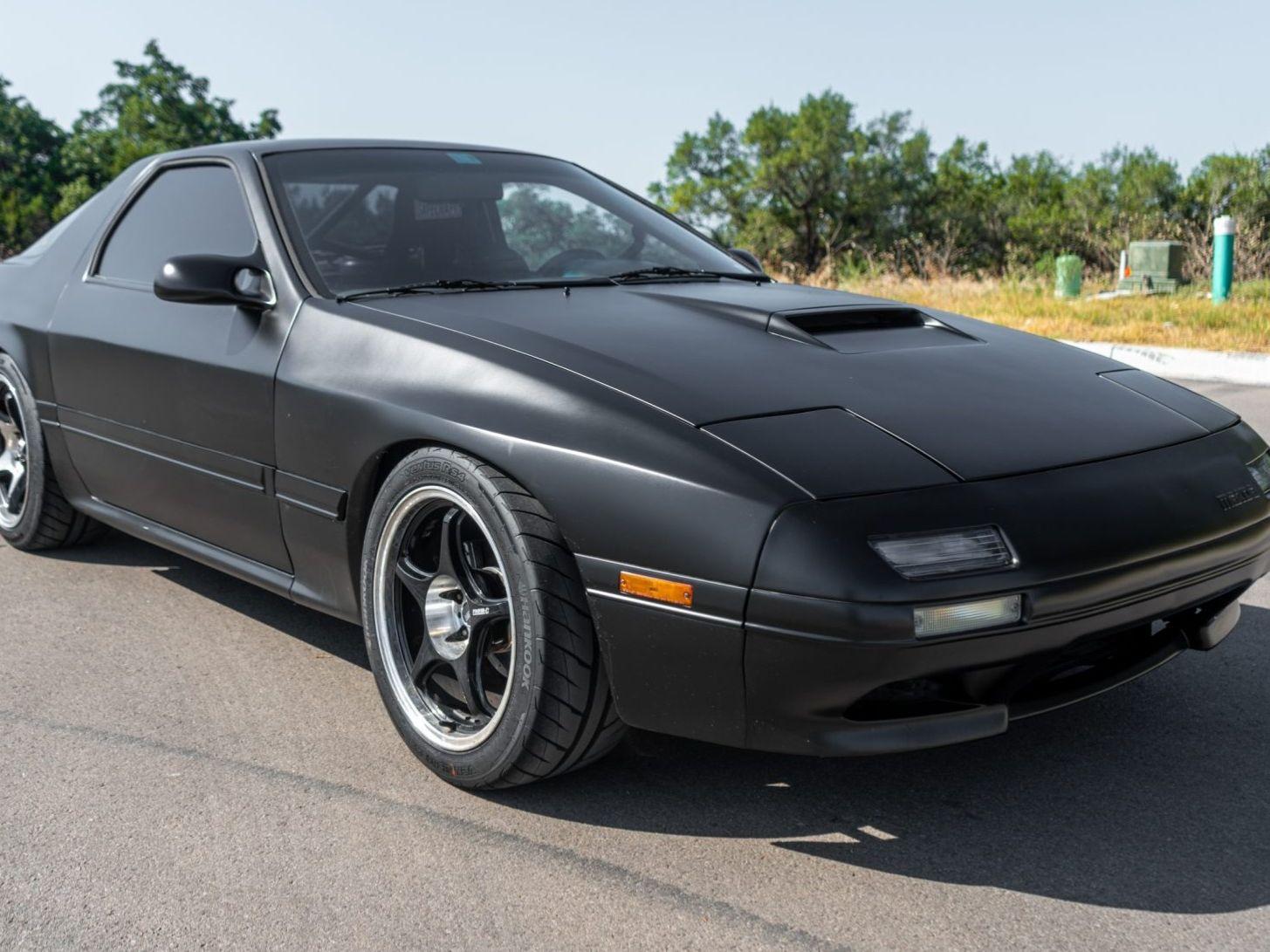 1990 Mazda RX-7 6-Speed
