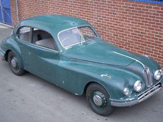 1951 Bristol 401 5-Speed Project