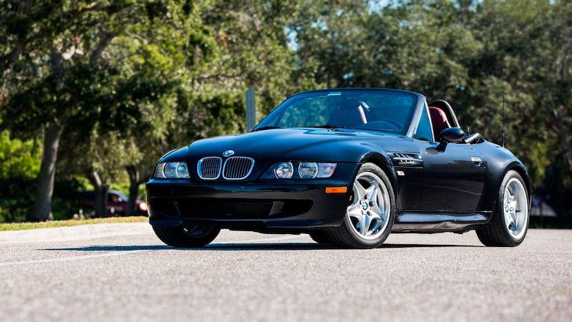 2000 BMW M Roadster