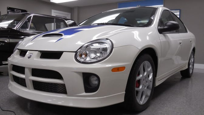 2005 Dodge Neon SRT-4 Commemorative Edition