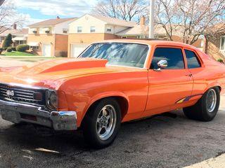 1973 Chevrolet Nova Pro Street