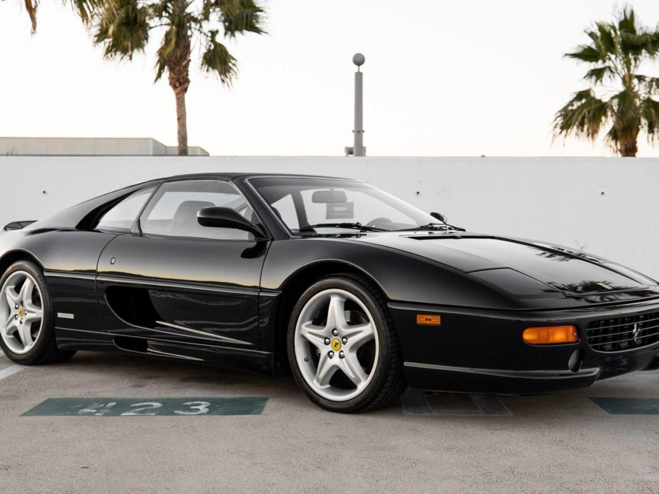 1996 Ferrari F355 GTS 6-Speed