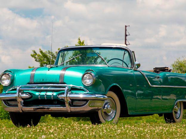 1955 Pontiac Star Chief Convertible