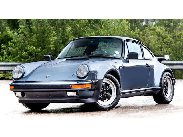 1988 Porsche 911 Turbo Coupé