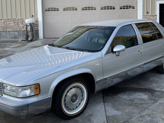 1993 Cadillac Brougham