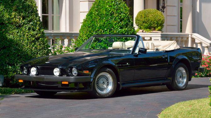 1989 Aston Martin Vantage Volante