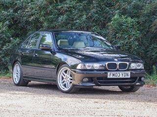 2003 BMW 530i M Sport