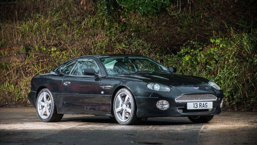 2003 Aston Martin Db7 Gt Vin Scfad123x3k303979 Classic Com