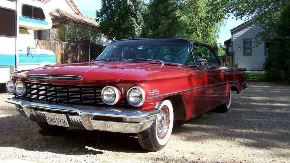 1960 Oldsmobile Super 88 2 Door Hardtop