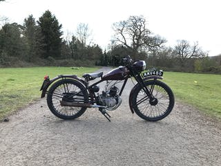 1947  Royal Enfield  125CC