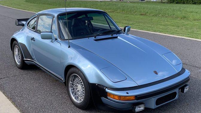 1980 Porsche 911SC Slant Nose Conversion