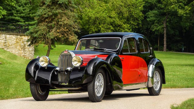 1935 Bugatti Type 57 Galibier