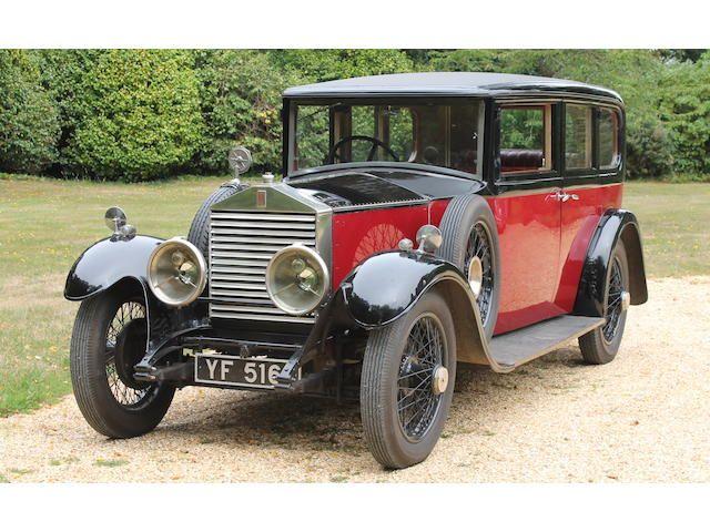 1927 Rolls-Royce 20HP Six-Light Saloon