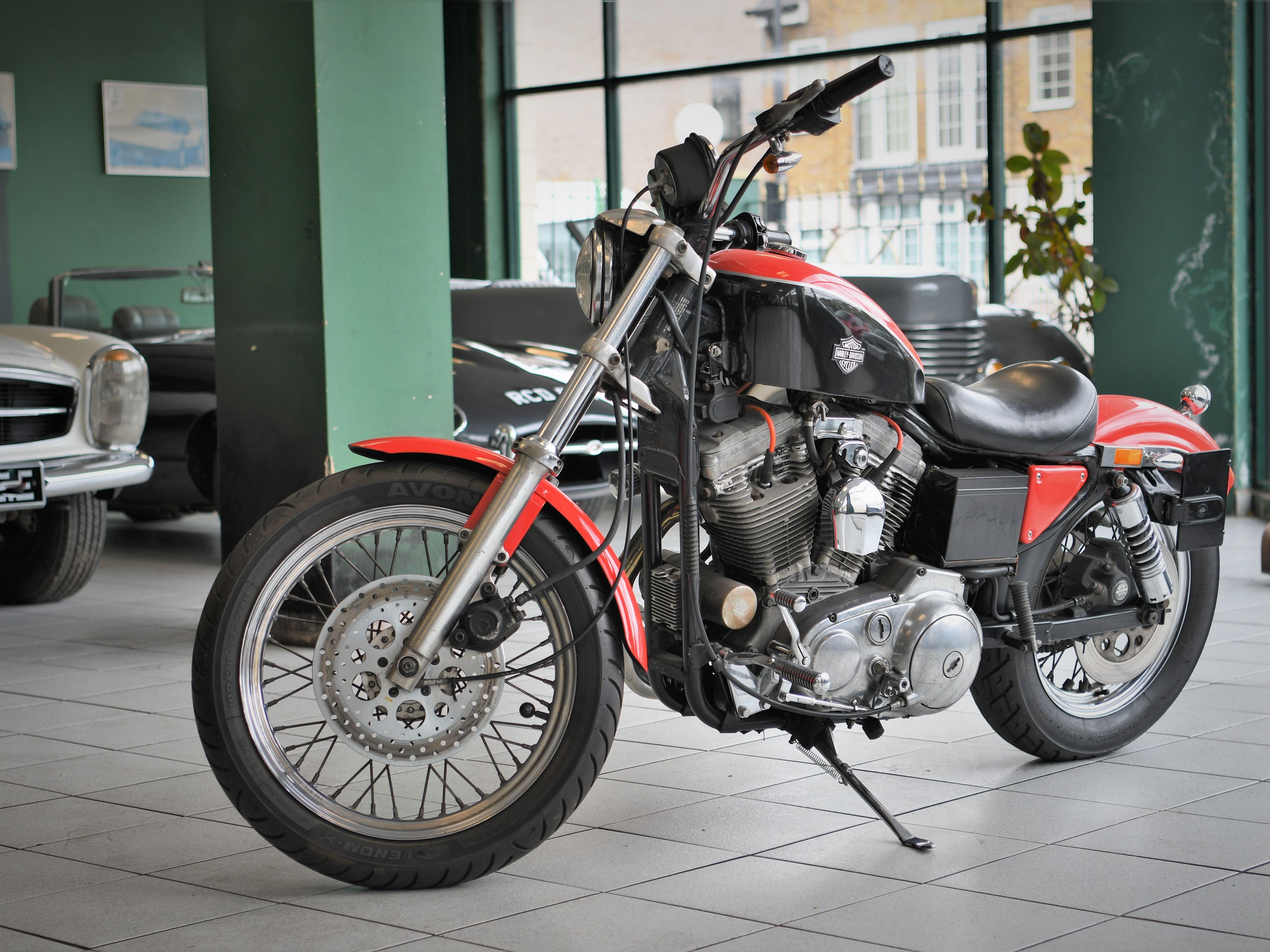 1989 Harley Davidson XL1200 Sportster