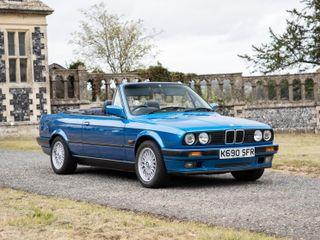 1992 BMW 318i Convertible