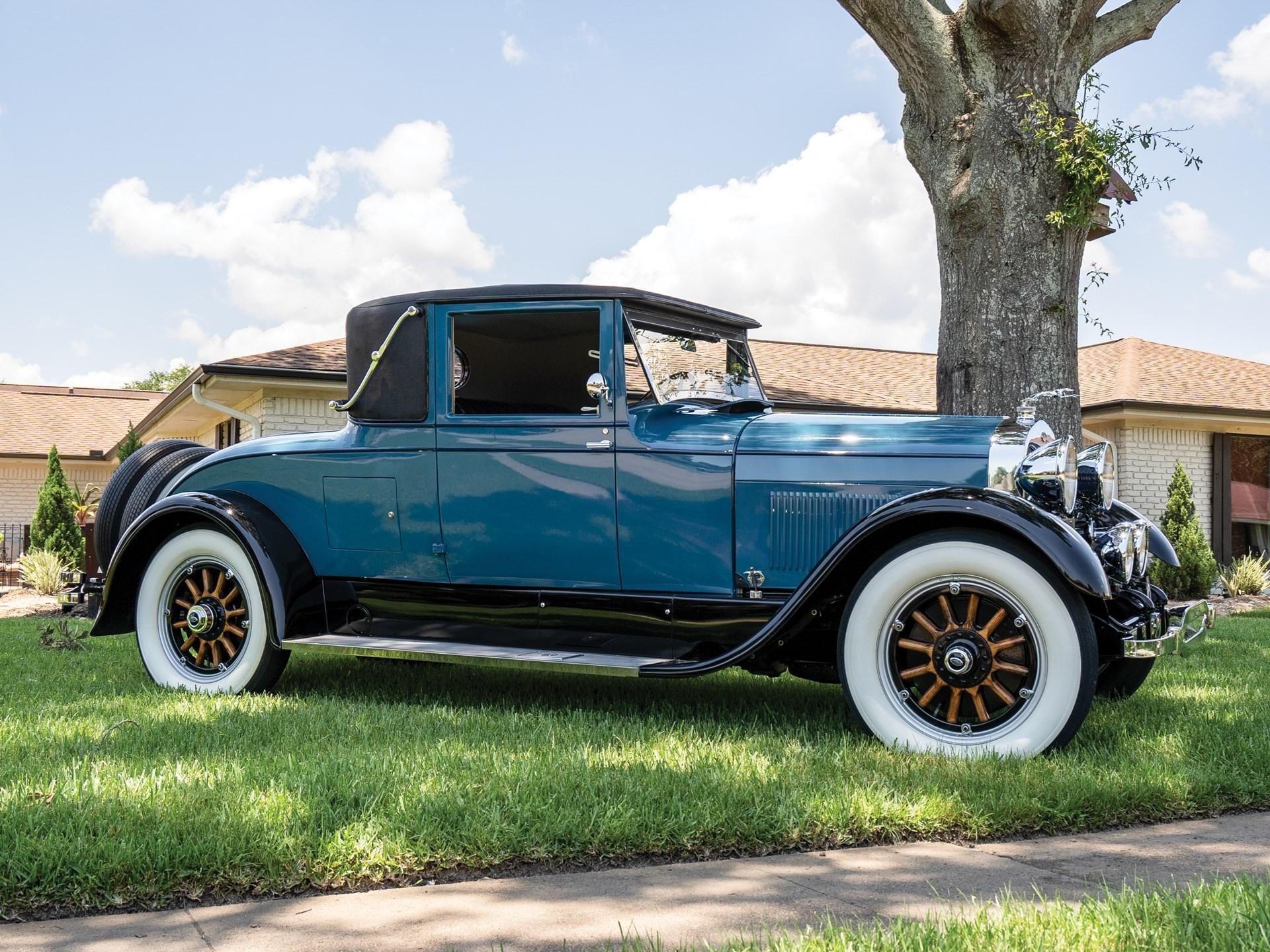 1927 Lincoln Model L Coupe
