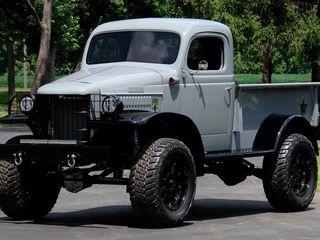 1941 Dodge Power Wagon Custom