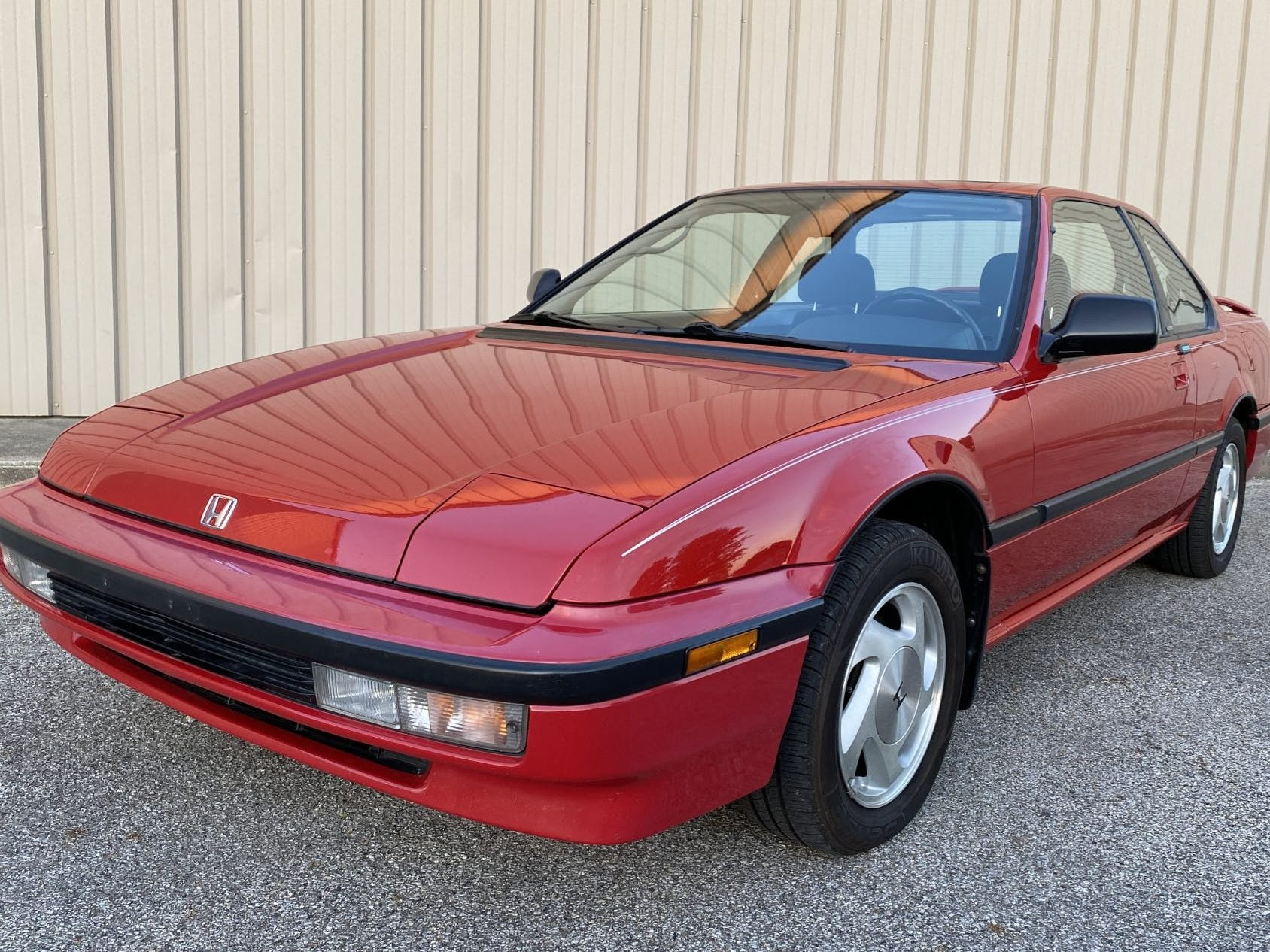 1990 Honda Prelude SI 4WS 5-Speed