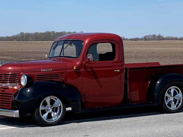 1947 Dodge Resto Mod Pickup