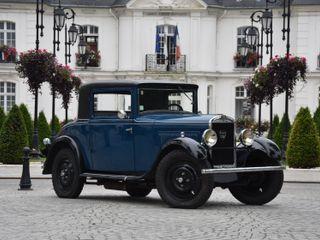 1930 Peugeot 201 Coupé De Luxe