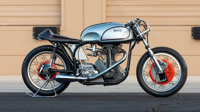 1951 Norton Manx