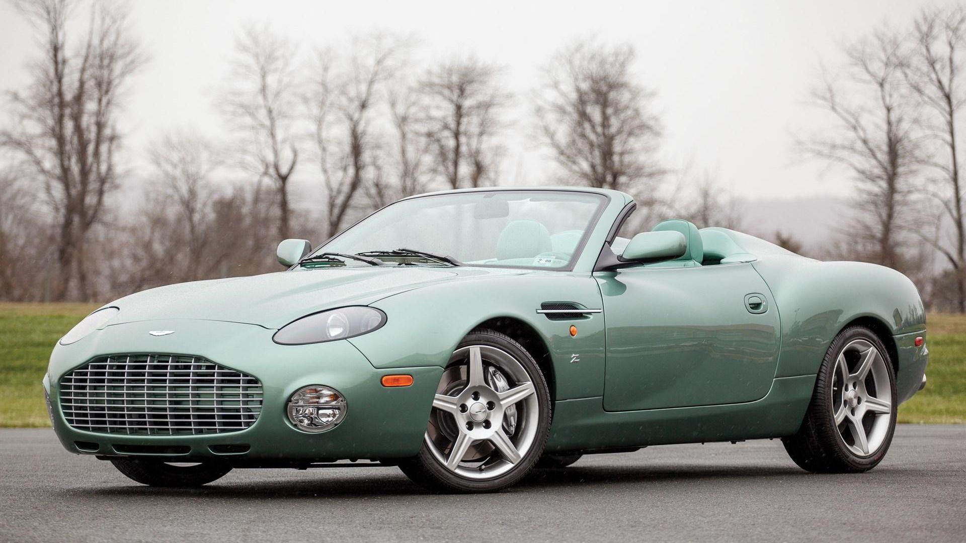 2003 Aston Martin Db Ar1 By Zagato Vin Scfae62303k800002 Classic Com