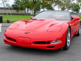 2004 Chevrolet Corvette Callaway Modified Convertible