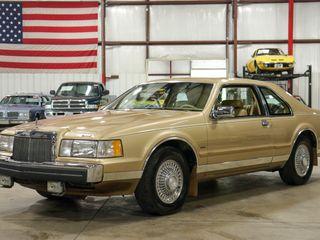 1984 Lincoln Continental Mark Vii Bill Blass Turbodiesel