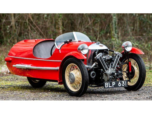 1935 Morgan Super Sports
