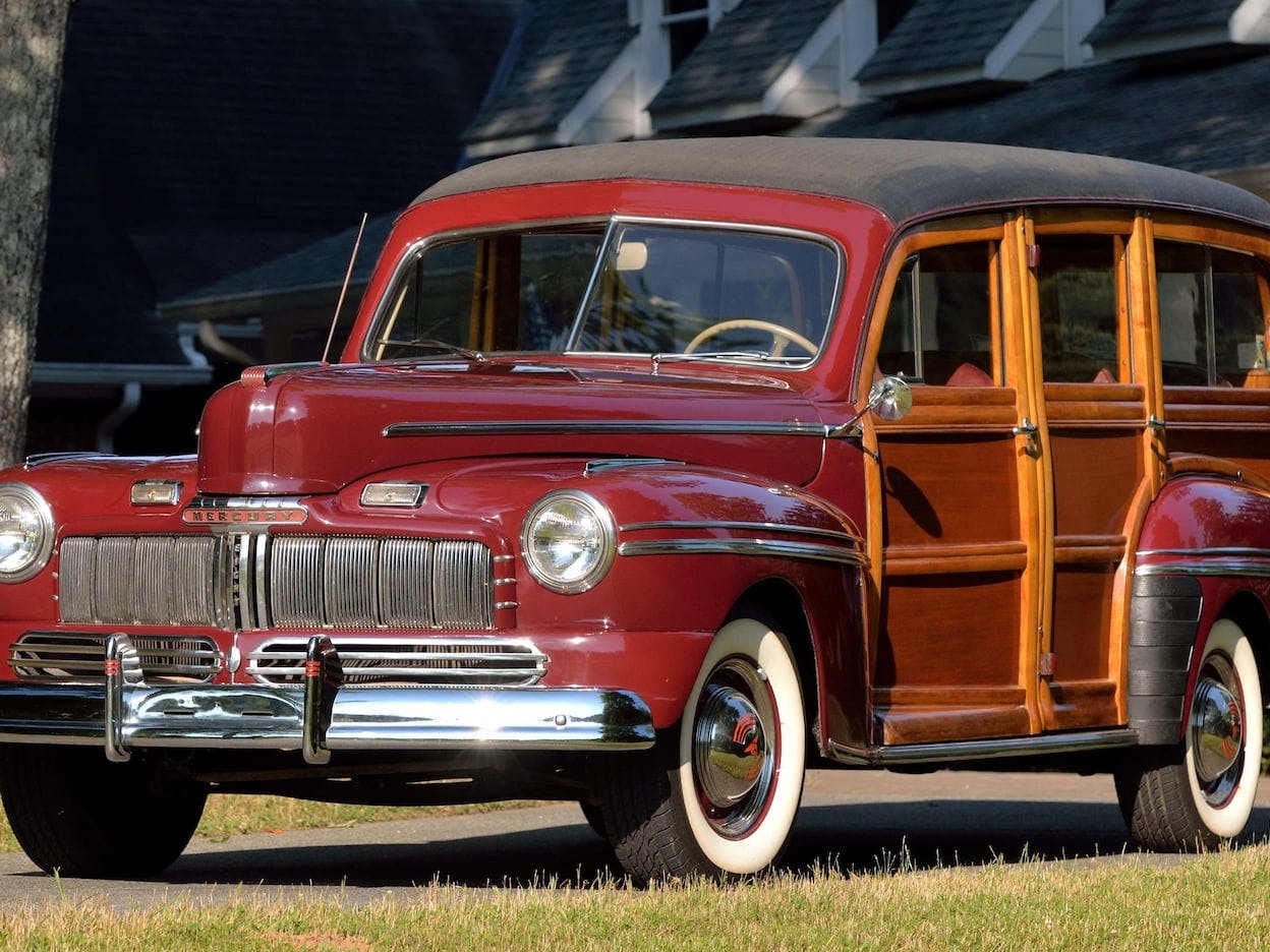 1946 Mercury Woody Wagon