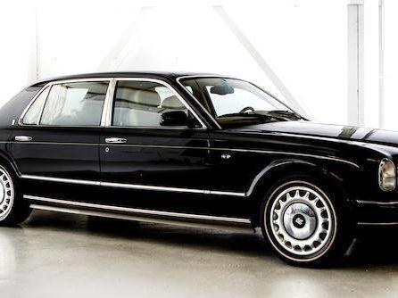 2002 Rolls-Royce  Silver Seraph Long Wheelbase Saloon