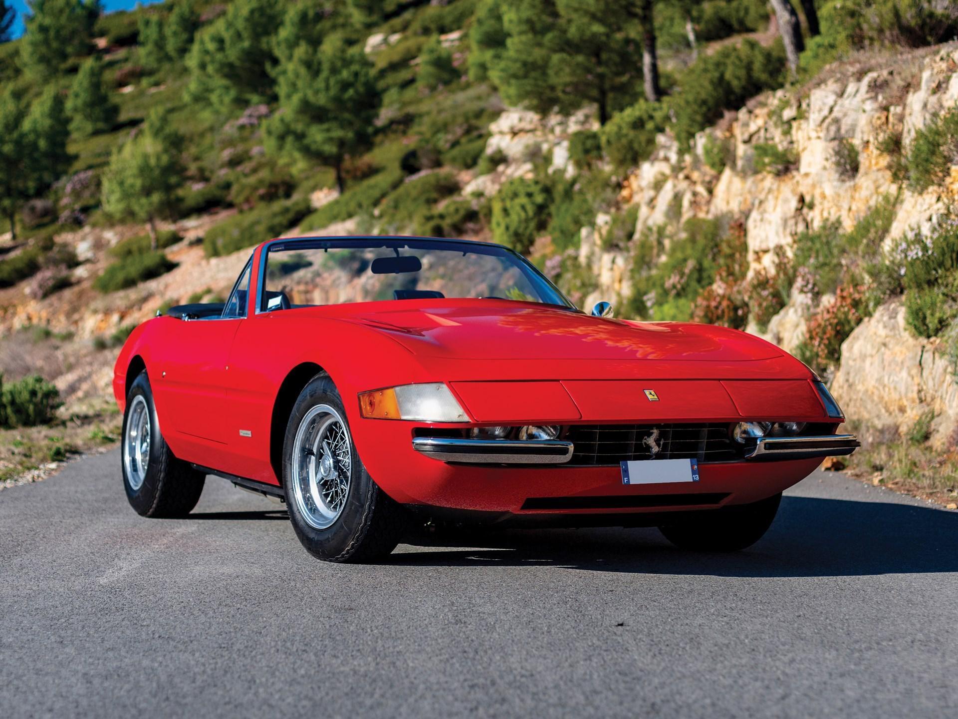Ferrari Daytona Market Classic Com